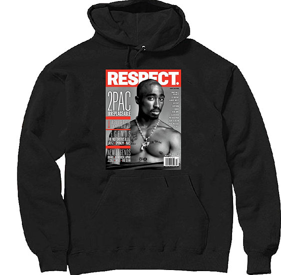 2Pac Respect Hoodie