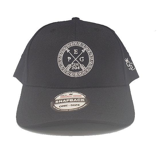 Curved SnapBack cap Peg Life
