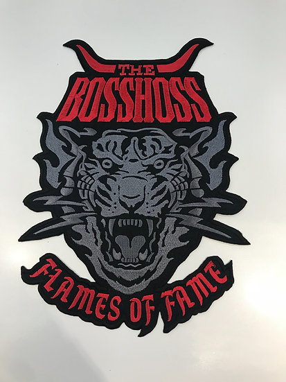 The BossHoss Large Patch