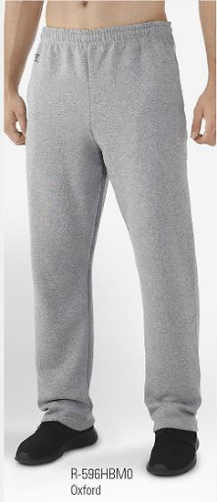 Russell Athletic open bottom jogger w/pocket