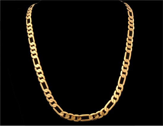 Link Chain Necklace 30""