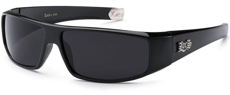 Locs Sunglasses - 8LOC9035-BK