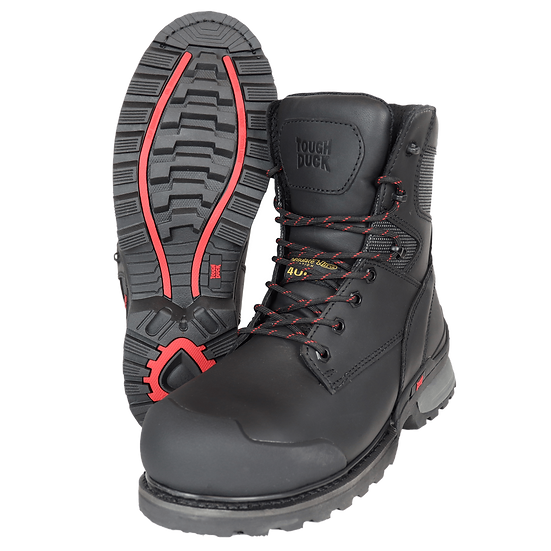 Jarvis 8″ Alloy Toe Work Boot