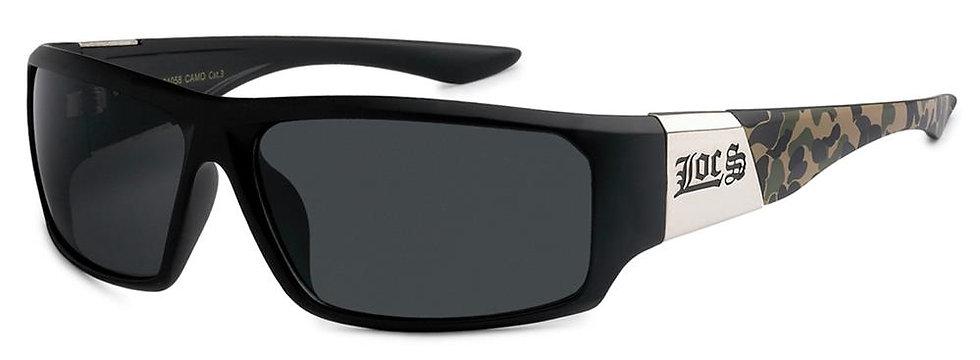 Locs Camo Sunglasses