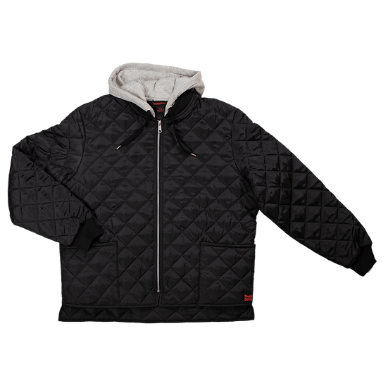 Hooded Freezer Jacket