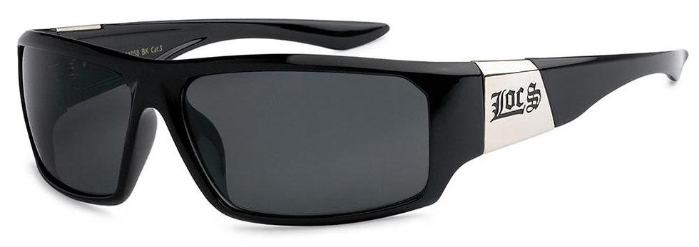 Locs Sunglasses - 8LOC91058-BK