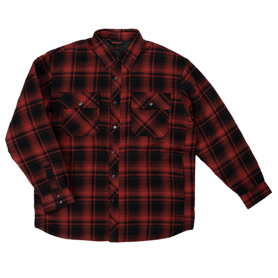 Tough Duck Quilted Lined Flannel Shirt