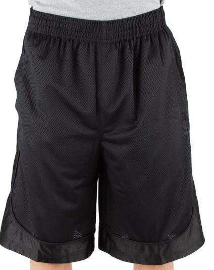 Shaka Mesh Shorts - Black