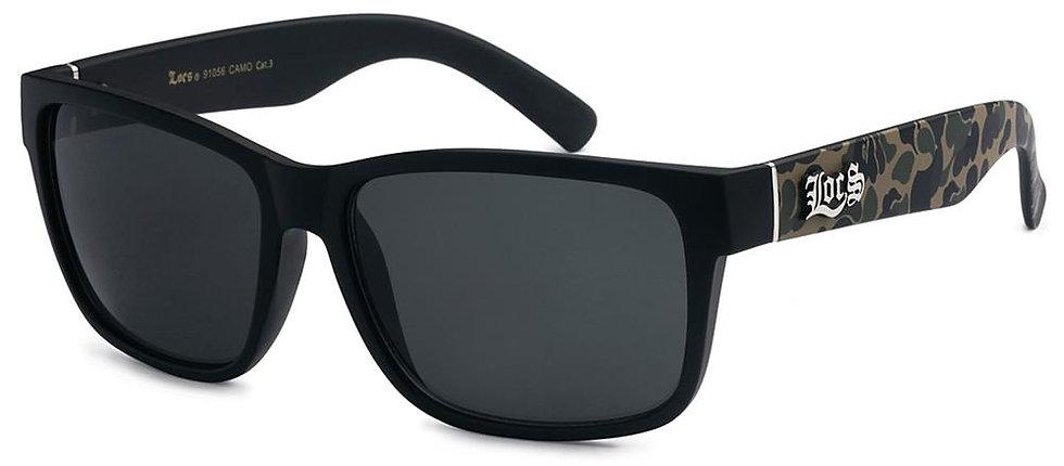 Locs Sunglasses - 8LOC91070-CAMO