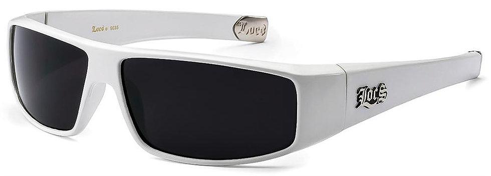 Locs Sunglasses - 8LOC9035-WHT