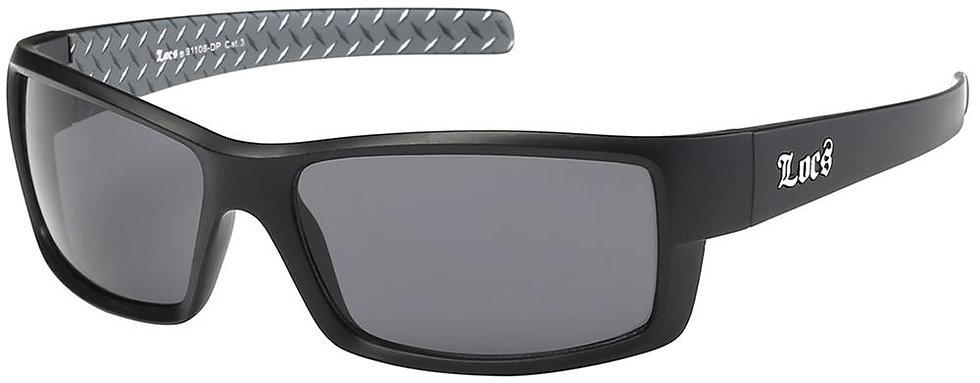 Locs Rectangle Sunglasses