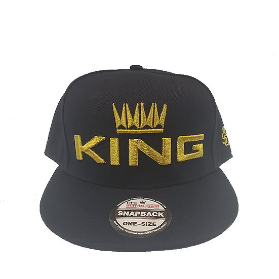SnapBack cap King