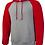 Thumbnail: Russell Dri-Power® Fleece Colorblock Hood
