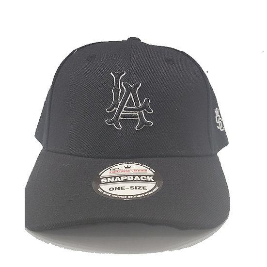 Curved SnapBack cap LA