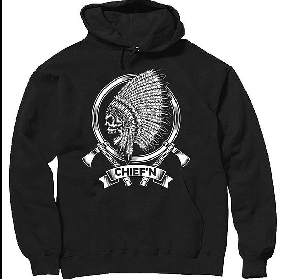 Skull chief Hoodie