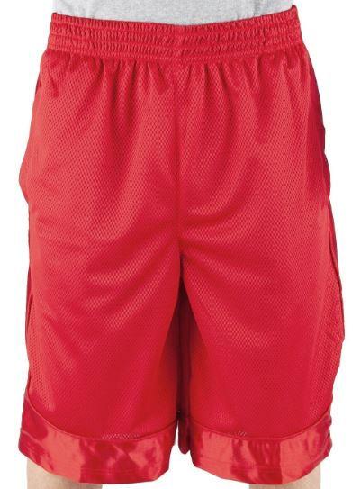 Shaka Mesh Shorts - Red