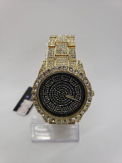 Gold watch A1