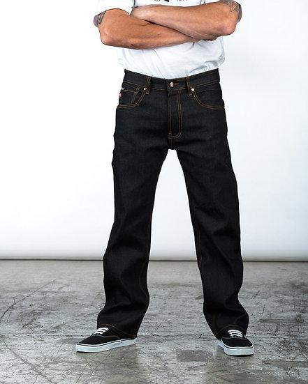 LOWRIDER Classic Jean Black indigo