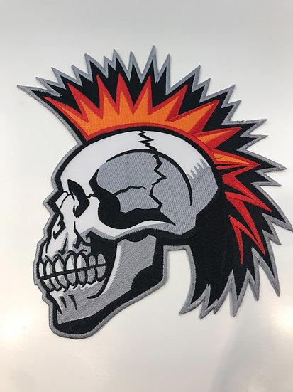 Skull Punk Large Patch