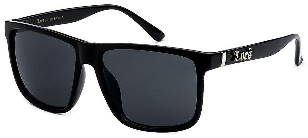Locs Sunglasses - 8LOC91055-BK