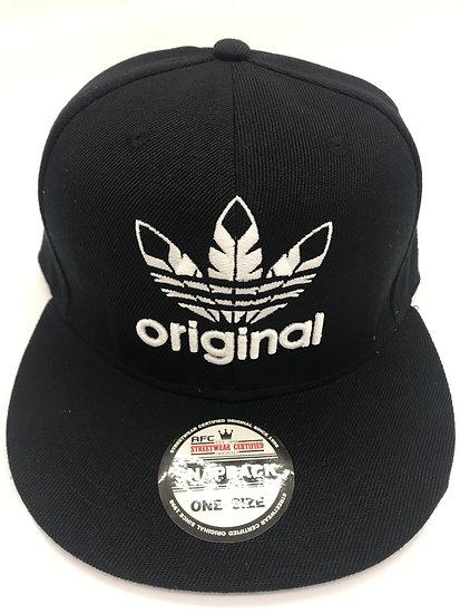 SnapBack cap Original black