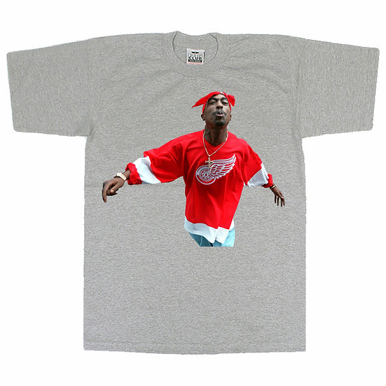 2Pac Red Wing T-Shirt