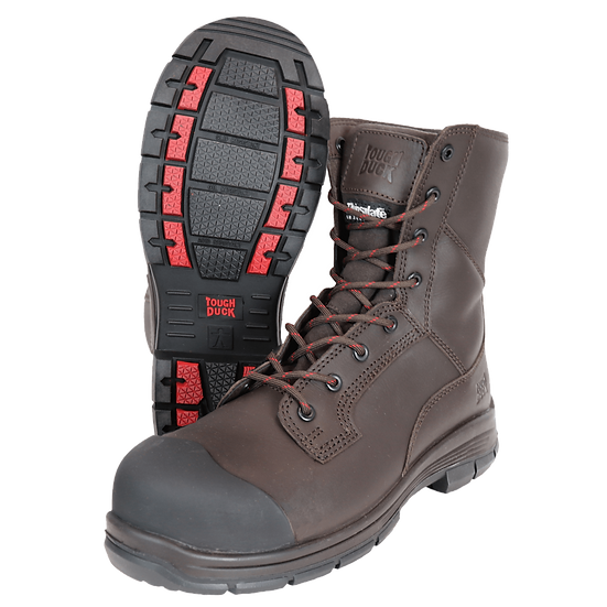 McDermot 8″ Steel Toe Work Boot