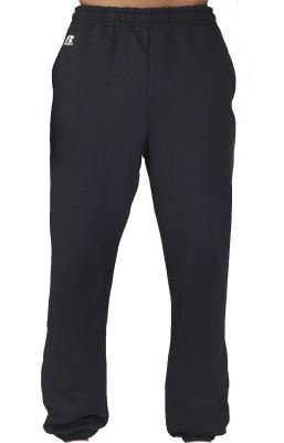 Russell Athletic closed bottom jogger w/pocket