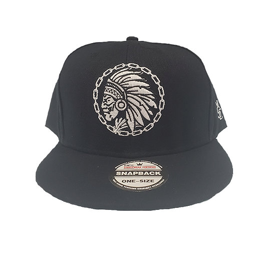 SnapBack cap Chief'n Chain