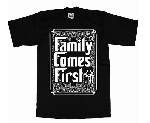 Family comes first V2T