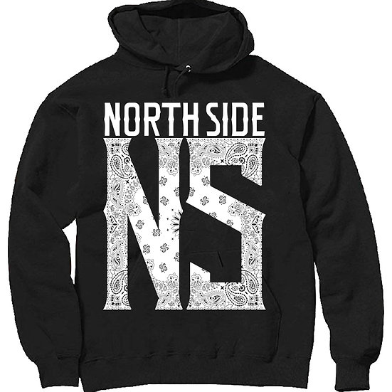 Northside Hustle hoodie v2