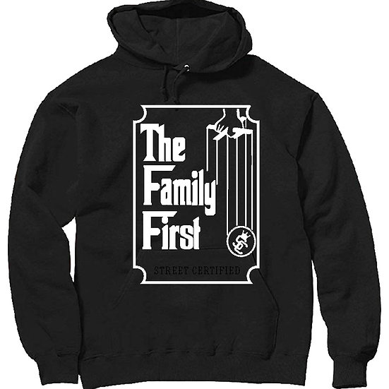 The Family First Hoodie