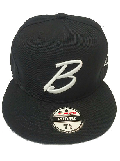 Pro-Fitted cap Letter B