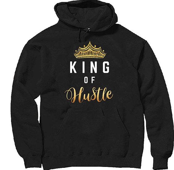 King of Hustle Hoodie