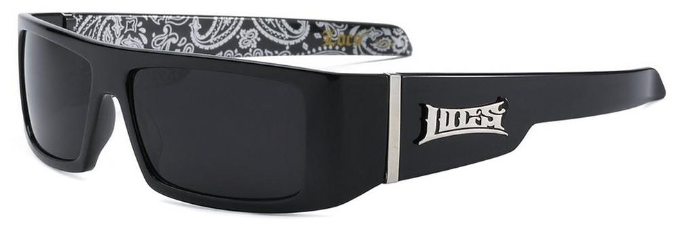 Locs Sunglasses -8LOC9058-BDNA