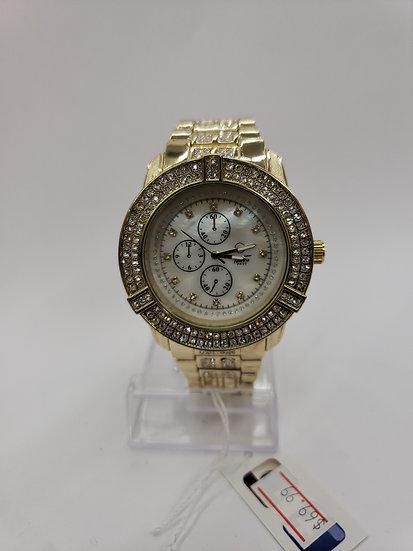 Gold watch A8
