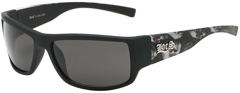 Locs Sunglasses - 8LOC91125-SKL