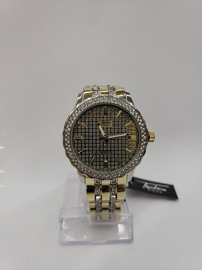 Gold and Silver watch S4