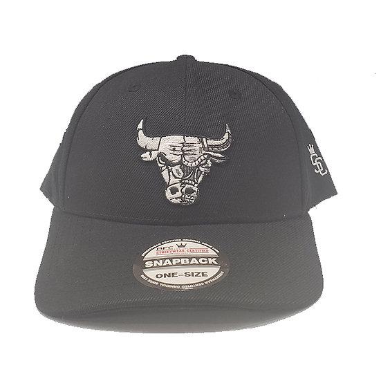 Snapback cap Bull 3