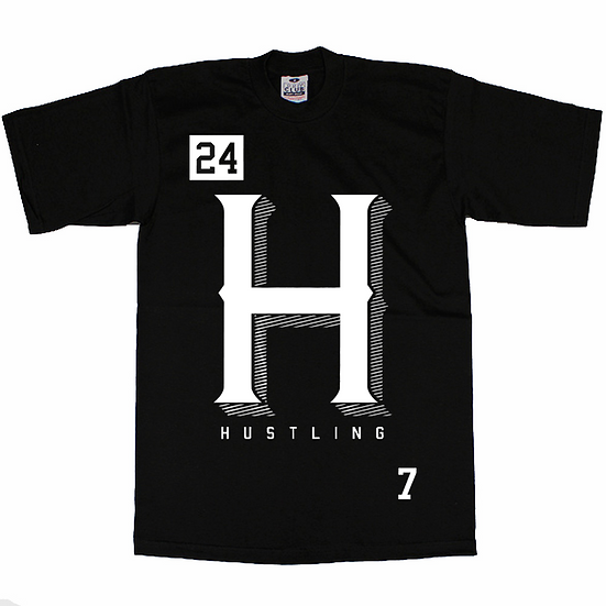 247 HUSTLE T-Shirt