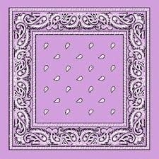 Bandana Light Purple