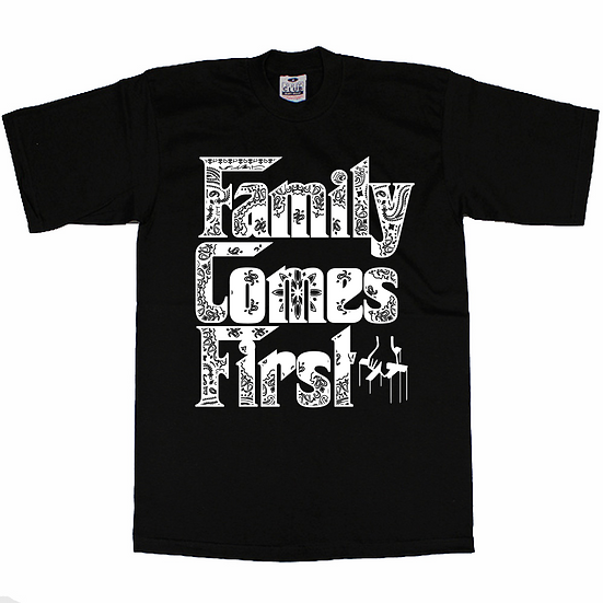 Family comes first 2 T-Shirt