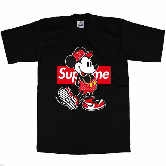 Supreme Mickey T-Shirt