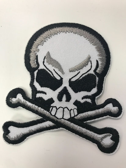 Skull Toxic Patch