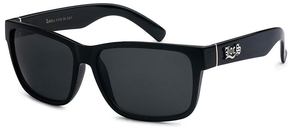 Locs Sunglasses - 8LOC91070-BK