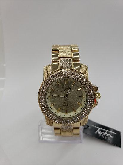 Gold watch A10
