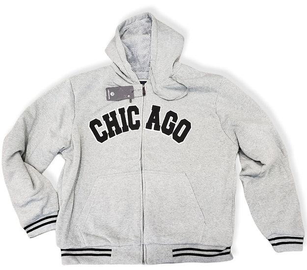 Chicago fleece hoodie vx9