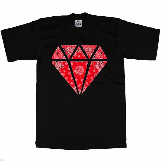 Diamond Red Flag T-Shirt