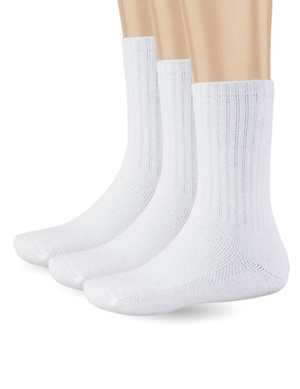Proclub Heavyweight Crew Socks (3 Pack)