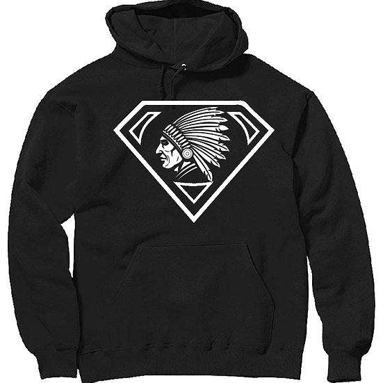 Superman Chief'n Hoodie